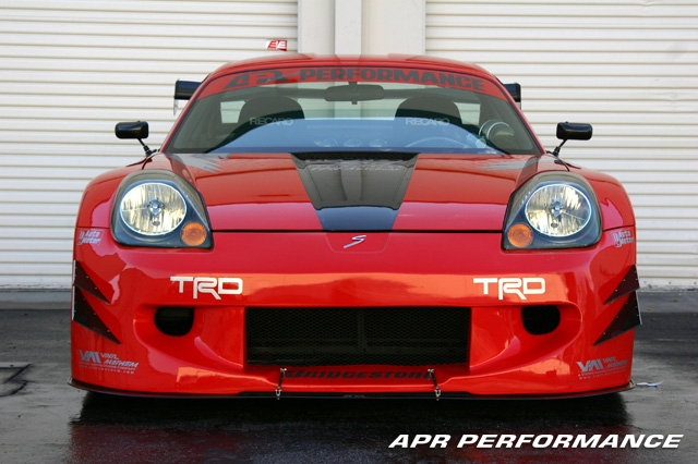 Finally There S A Wide Body Kit For The Mr 2 Spyder That Maintains Clean Street Looks With All Components Race Car Needs