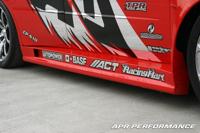 APR SS/GT Impreza WRX STI Version A   APR Performance