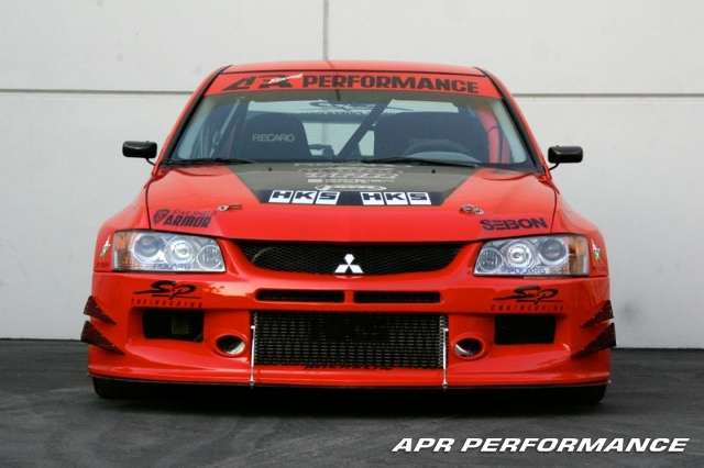 APR EVIL-R Mitsubishi Evo 9 Wide Body Kit