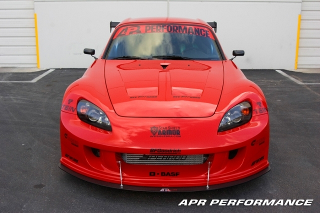 APR S2-GT Honda S2000 Wide Body Kit