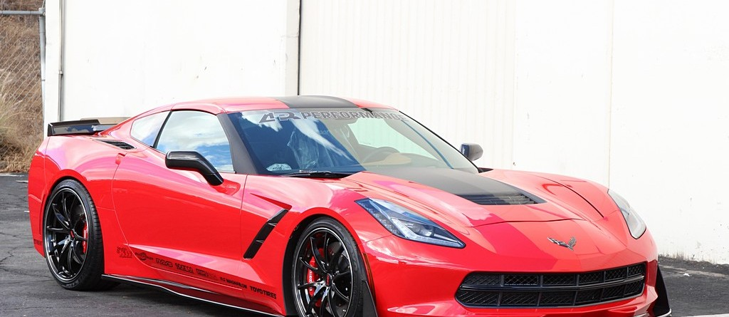 APR Performance Aero Equipped C7