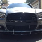 2011-14 Charger Front Splitter