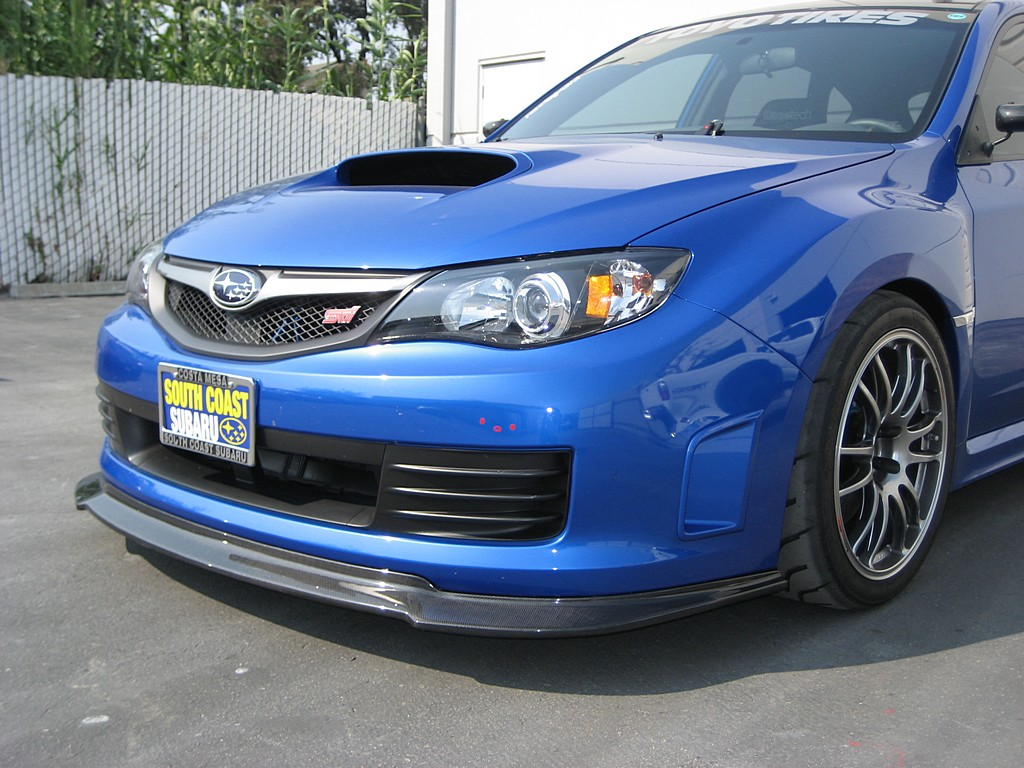 subaru wrx sti 2008 2010 apr performance. Black Bedroom Furniture Sets. Home Design Ideas