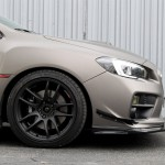 2015 WRX / STI Front Air Dam and Canards