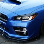 Front Wind Splitter 2015 WRX STI with Factory Lip