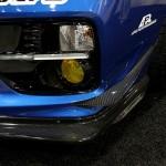 2015 WRX / STI Front Bumper Canards