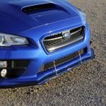 Front Wind Splitter 2015 WRX Stock Bumper