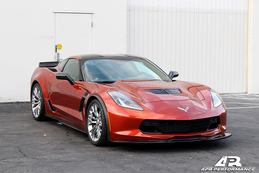 chevrolet corvette c7 zo6 aero package coming soon apr performance. Black Bedroom Furniture Sets. Home Design Ideas
