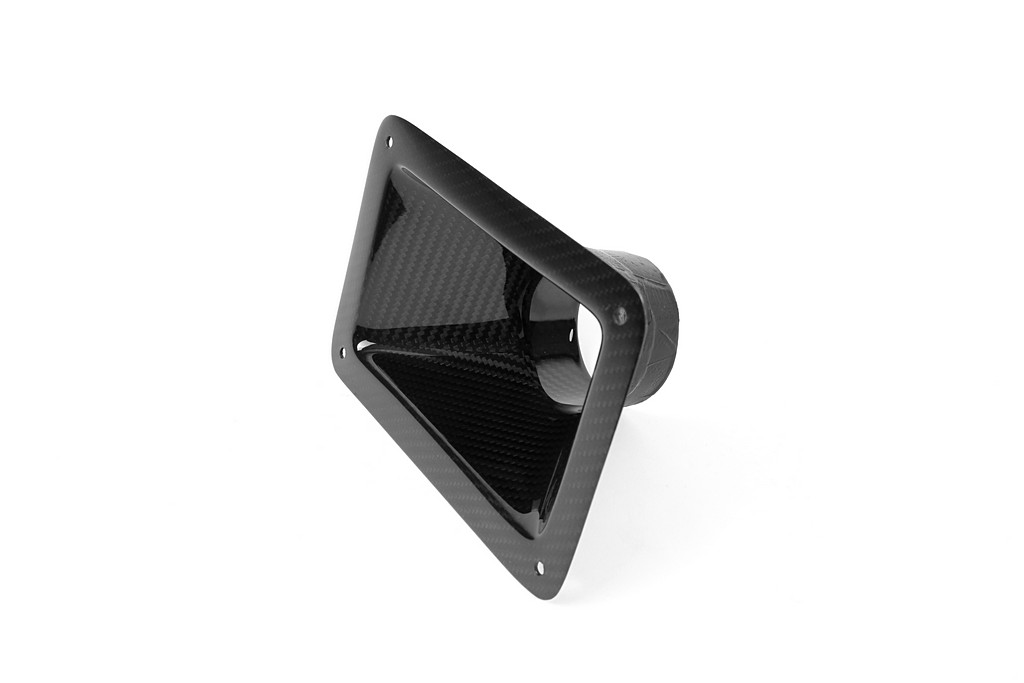 Square Vent Duct : Apr performance s new carbon fiber air ducts