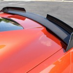 C7 Z06 Rear Spoiler Track Pack without APR Wicker Bill