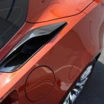 C7 Z06 Quarter Panel Intake Vents