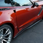 C7 Z06 Side Rocker Extension