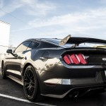 2015 Mustang with GTC-DRAG