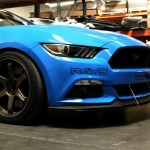 2015-17 Mustang Front Wind Splitter with Performance Package