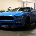 GT-250 2015 Mustang Spec and Splitter with Performance Package