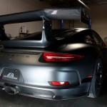 Carbon Fiber Rear Diffuser
