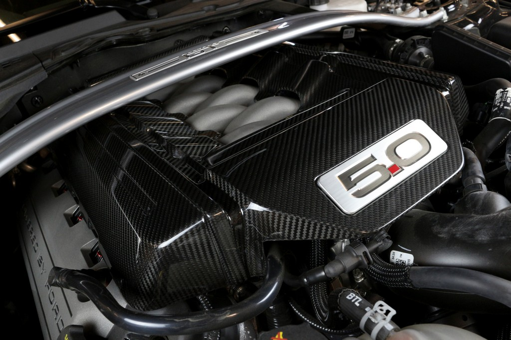 Ford Mustang Engine Cover