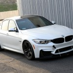 GTC-300 F80 M3 Spec and Front Wind Splitter M3 with Performance Lip