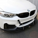 Front Wind Splitter M3 with Performance Lip
