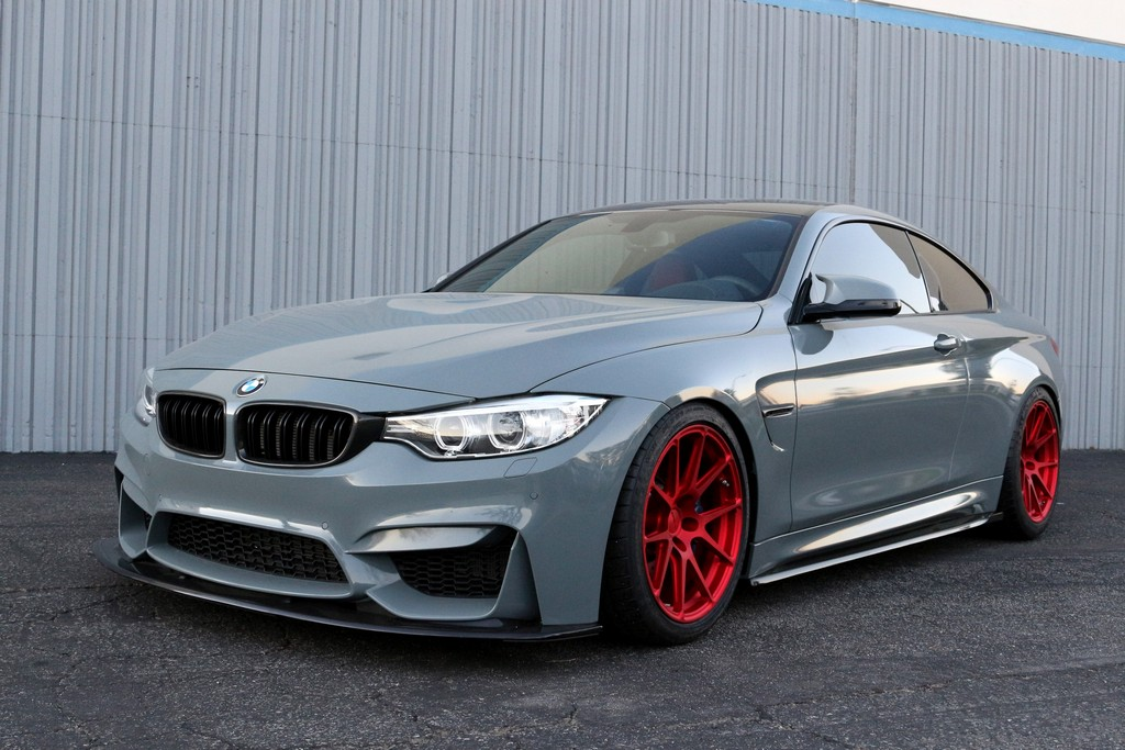 New Bmw F80 M3 And F82 M4 Carbon Fiber Aero Products Are