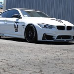GTC-300 F82 M4 Spec and Front Wind Splitter M4 with Performance Lip