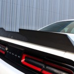 2015-Up Challenger Hellcat Rear Spoiler