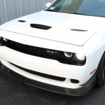 2015-Up Challenger Hellcat 3 piece Front Air Dam