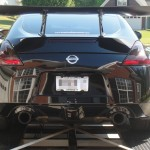 "GTC-300 67"" 370Z Spec Wing"