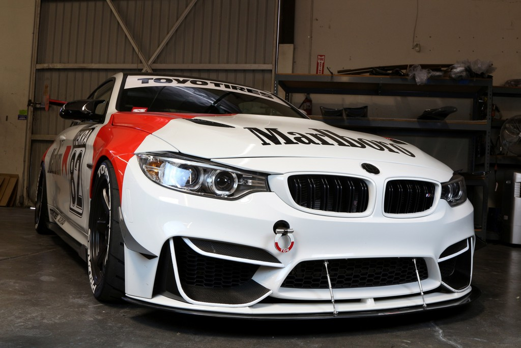 New Bmw F82 M4 And F80 M3 Carbon Fiber Front Bumper Canards Apr Performance