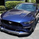 2018 Mustang Performance Package Splitter and Canards