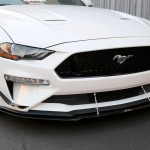 2018 Mustang Non Performance Package Splitter and Canards