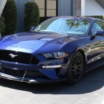 Front Wind Splitter for 2018 Mustang with Performance Package