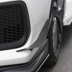 2018-Up WRX/STI Front Bumper Canards