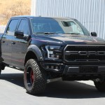 2017-Up Ford F-150 Raptor Carbon Fiber Hood Vent and Fender Vents