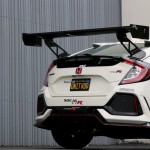 "67"" GT-250 Honda Civic Type R Rear Wing"