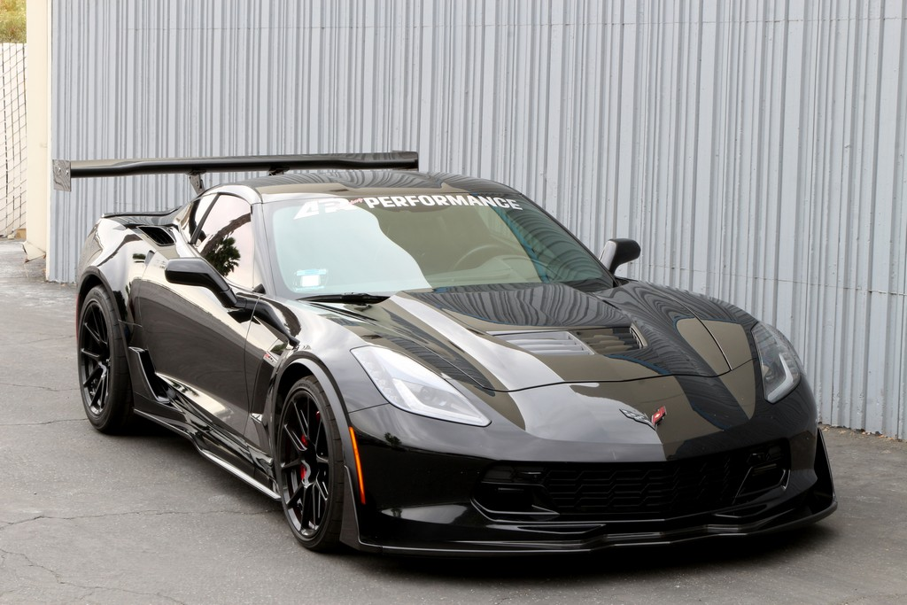 NEW 2015-Up Corvette C7 Z06 / Grandsport GTC-500 Chassis