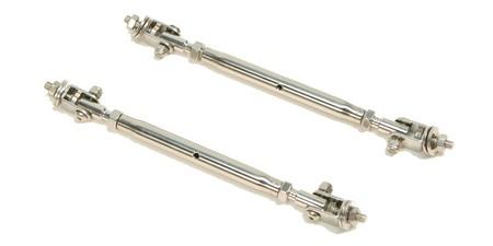 APR Performance 10mm Universal Stainless Steel Wind Splitter Rod AB-300018 pair