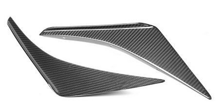 Front Bumper Canards