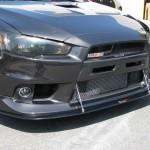 EvoX w. Lip Front Splitter 003