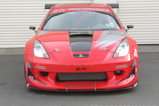 APR Celica GT300 Wide Body Kit