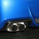 2011-2014 Heat Shields (Sedan)