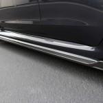 Carbon fiber Side Rocker Extensions