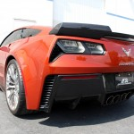 C7 Z06 Rear Diffuser with under-tray