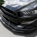 2015-17 Mustang Front Bumper Canards
