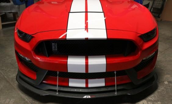 2015 Mustang Shelby 350 Splitter