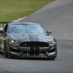 2016-17 Mustang Shelby GT-350 with GT-250 Spec wing and splitter