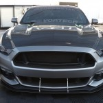 2015-17 Mustang Front Wind Splitter Non-Performance Package