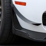 2015-Up Challenger Hellcat Front Bumper Canard
