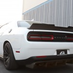2015-Up Challenger Hellcat Rear Diffuser