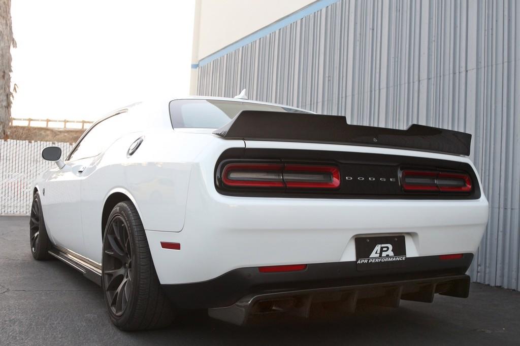 Dodge Challenger Srt Hell Cat 2015 Up Apr Performance